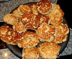 Mammas gode fiskekaker - Oppskrift fra myTaste French Toast, Food And Drink, Cheese, Breakfast, Morning Coffee