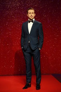 Pin for Later: Ryan Gosling's New Wax Figure Looks So Real, You'll Freak Out