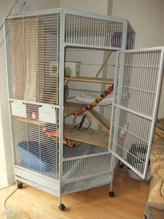 Build A Rat Cage | Giant Rat Ferret Squirrel Bird Cage For Sale in Clondalkin, Dublin ...
