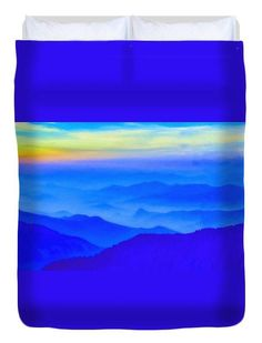 Nepal Sunrise - Duvet Cover