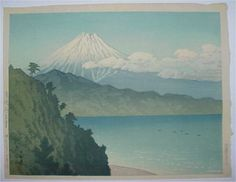 kawase hasui prints - Google Search