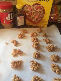 Pet Pig... Cheerio Clusters – Mini Pig Healthy Treats