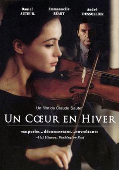 Emmanuelle Béart, Un cœur en hiver (1992)