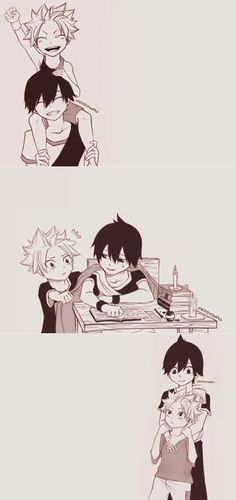 Dragneel Brothers