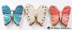 How to Decorate Biscuits (the easy way)