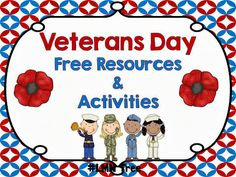 LMN Tree: Veterans Day Free Resources and Activities