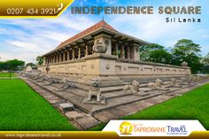 Independence Square |  Independence Memorial Hall is a #national monument in Sri Lanka built for commemoration of the independence of Sri Lanka from the #British rule with the establishment of Dominion of #Ceylon on #February 4, 1948. | sourse : https://en.wikipedia.org/wiki/Independence_Memorial_Hall  | #IndependenceSquare #SriLanka #Colombo #LandmarksinColombo #taprobanetravel #flights #travel | Plan your #Holiday in #SriLanka with #Taprobane #Travel: https://www.taprobanetravel.co.uk/