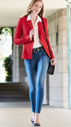 aa2ebc1846 Women s Mid-Rise Pintucked Skinny Ankle Jeans by White House Black Market
