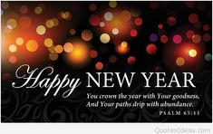 happy new year quotes christian new year message christian quotes new year message quote