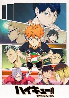 Haikyuu!! Second Season anime | Watch Haikyuu!! Second Season anime online in high quality