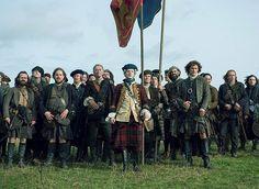 Estamos preparados? Batalla de Prestonpans. Este capítulo me tiene en ansiada, las batallas nunca son buenas  Imagen @VanityFair (Twitter)  #JamieFraser  #BonniePrinceCharlie  #MurtaghFitzgibbons  #Rupert #Angus  #Outlander  #OutlanderSeason2