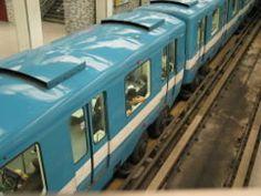 Spending time in Montreal? Take the Metro. La Prochaine station...Peel!