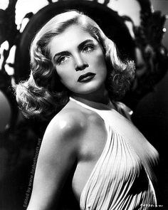 1945 Lizabeth Scott Vintage Film Noir Femme Fatale Glamour Pin-Up Photograph Vintage Movie Stars, Old Movie Stars, Classic Movie Stars, Vintage Movies, Old Hollywood Movies, Vintage Hollywood, Hollywood Glamour, Classic Hollywood, Hollywood Party