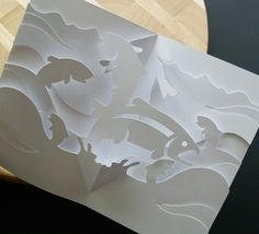cut-out patterns for sale to make pop-up cards