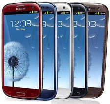 Samsung Galaxy S3 SGH-I747 16GB AT&T GSM UNLOCKED Smartphone White $127.99 to $150.99