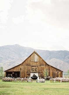 Love it, have ceremony outside, reception inside, perfect. Love the scencery and the barn