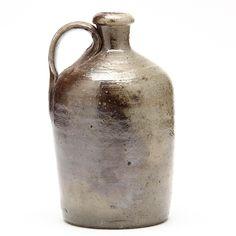 NC Pottery, Jacob Dorris Craven (1827-1895 Randolph County): Leland Little Auctions
