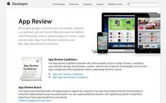 Нови промени в правилата за някои видове приложения в App Store