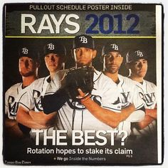 Check out our EXCLUSIVE Meet the Rays video series here: http://www.tampabay.com/meettherays