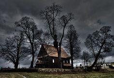 Church by krychu84.deviantart.com on @deviantART
