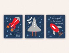 If you'd like color changes, just add your choices in the message box provided during checkout! Let me know if you'd like to see a proof bef. Outer Space Nursery, Twinkle Twinkle Little Star, Diy Art, Color Change, Digital Prints, Kids Room, Room Decor, Rockets, Wall Art