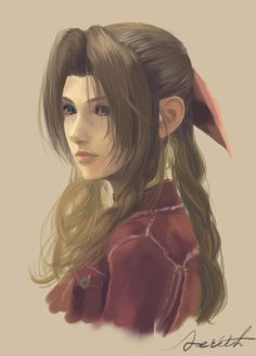 Aerith Final Fantasy VII