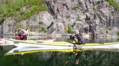 reisetips og reiseinspirasjon: I ett med naturen - Kajakkpadling på Dalsfjorden Norway, Boat, Heavens, Voyage, Nature, Dinghy, Boats, Ship