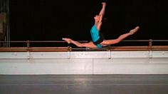 Misty Copeland: Ballerina who is black, 5'2, and started when she was 13. She is amazing and my inspiration