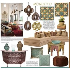 """""""Going down in Morocco"""" by helenevlacho on Polyvore"""