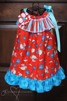 another Dr Seuss Dress