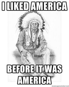 Native Americans #Indians