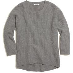 MADEWELL Viewpoint Sweater ($125) found on Polyvore