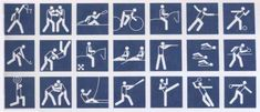 OLYMPIC GAMES SPORTS ICONS - Pesquisa Google