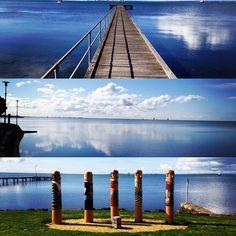 #insta #instaphoto #instagood #beach #easternbeach #geelong #australia #2015 #bam #50shadesofawesome by martinkandersonart http://ift.tt/1JtS0vo