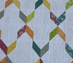 Happy Quilting: Streamers Quilt - Quilted Living Blog Hop