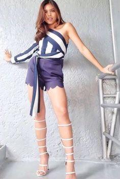 Maine Mendoza Outfit, Filipiniana Dress, Filipina Beauty, Girl Crushes, Bodycon Dress, Actresses, My Style, Eat Bulaga, Attraction