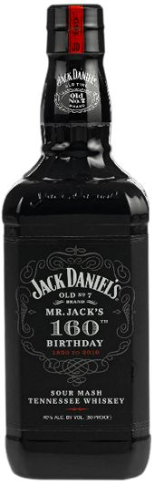 Mr. Jack's 160th Birthday   Jack Daniel's Tennessee Whiskey