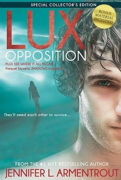 YA Book Review: Opposition by Jennifer L. Armentrout - It's always sad seeing a favorite series come to an end. I have loved every book in the lux series, and this conclusion was no different. Recommended for readers who enjoy reading books with Aliens, Fantasy, Paranormal, Romance, Young Adult - 5 Stars - Click through to the blog to read more!