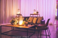 Marelize & Helgard winelands wedding - the aleit group Winelands wedding. Wedding Lounge, Decor Wedding, Wedding Decorations, Candlelight Wedding, Wedding Furniture, Event Management Company, Lounge Areas, Draping, Event Planning