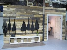 Image detail for -Here is a few quick snapshots of the pallet wall that we built in the ...