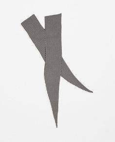 Image 1 of THIN PRINTED SCARF from Zara