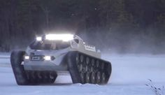 Ripsaw EV2 the amazing drifting snow machine  , - ,   Watch the Ripsaw...