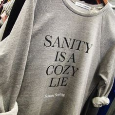 Sanity - Capsule NY: Anzevino X Susan Sontag Fall 2013 Capsule Collection #typography