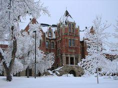 Hale Science, University of Colorado