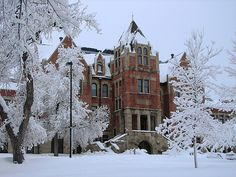 Hale Science, University of Colorado