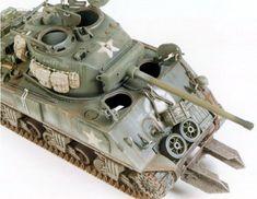 M4A3 Sherman by Fabien Descamps (Various 1/35)