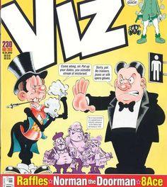 Viz Magazine 1