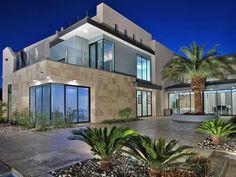 Imposing Contemporary Home in Las Vegas: Tenaya Residence