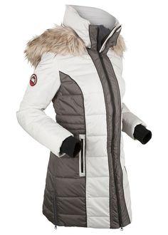 0f99c5a8c381 Outdoorový kabát • strieborná • bonprix obchod Outdoor