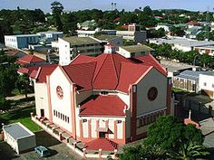 Dutch Reformed church, Uitenhage - Wikipedia